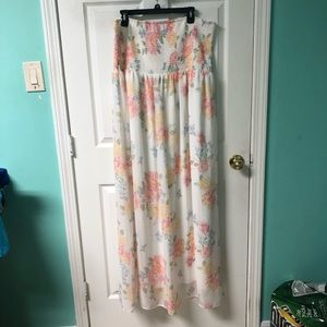 Old navy strapless dress plus size